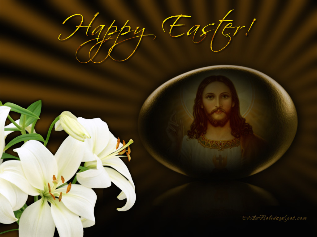 Top 5 embarrassing details concerning the first easter - Religious easter wallpaper ...