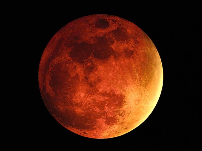 Does the 'Four Blood Moon Prophecy' Biblically Remain in Orbit?