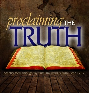 Proclaiming Truth Square