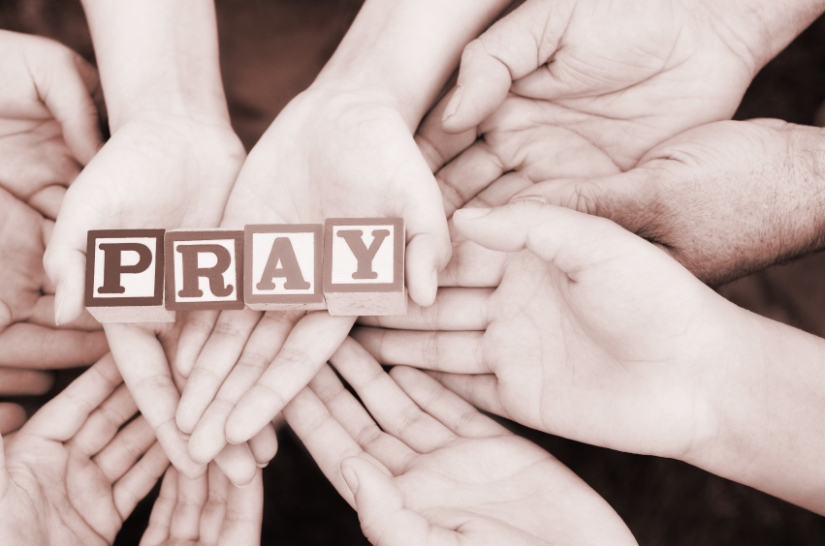 God Can Fix This: The Role of Prayer and Service