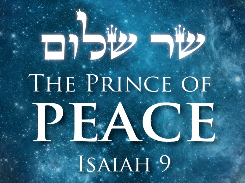 If Jesus is the Prince of Peace, Then Why is There Still so Much Turmoil?