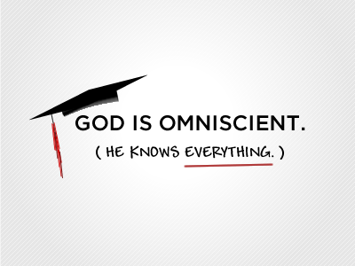 How Does God's Omniscience Affect You?
