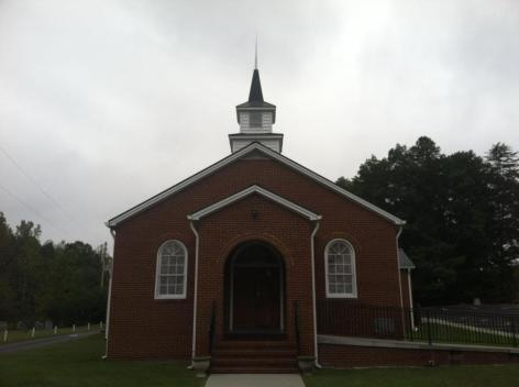 Albion Baptist Church