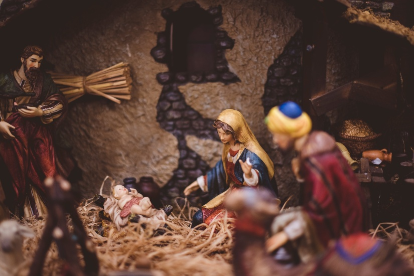 Who is This Babe Lying in a Manger?