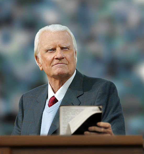 Thank You, Dr. Billy Graham!
