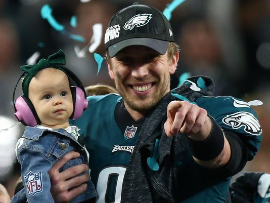 Do Everything for the Glory of God: Reflections on Nick Foles